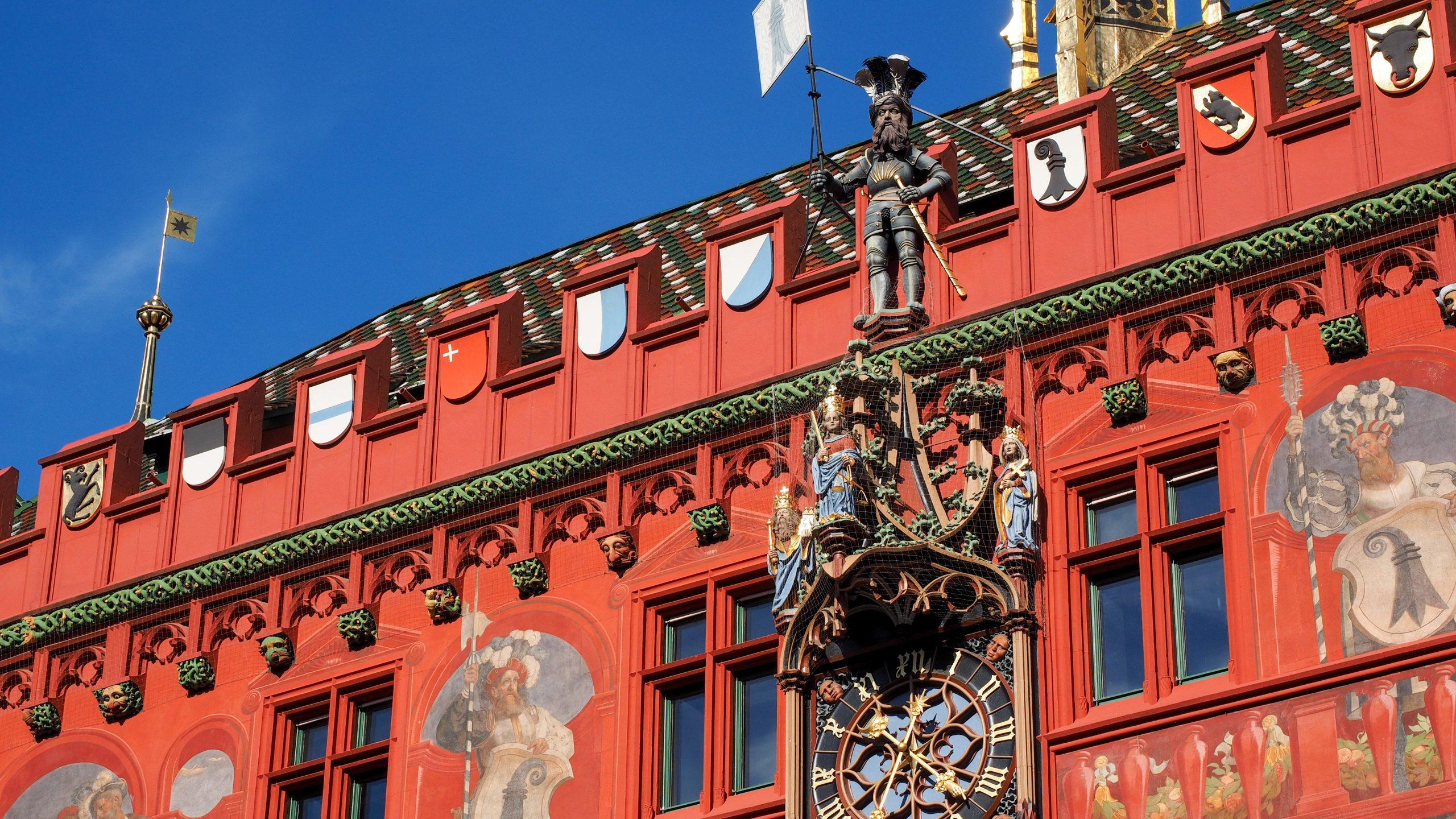 Belediye Binası scaled - Basel: Bir Kültür Şehri