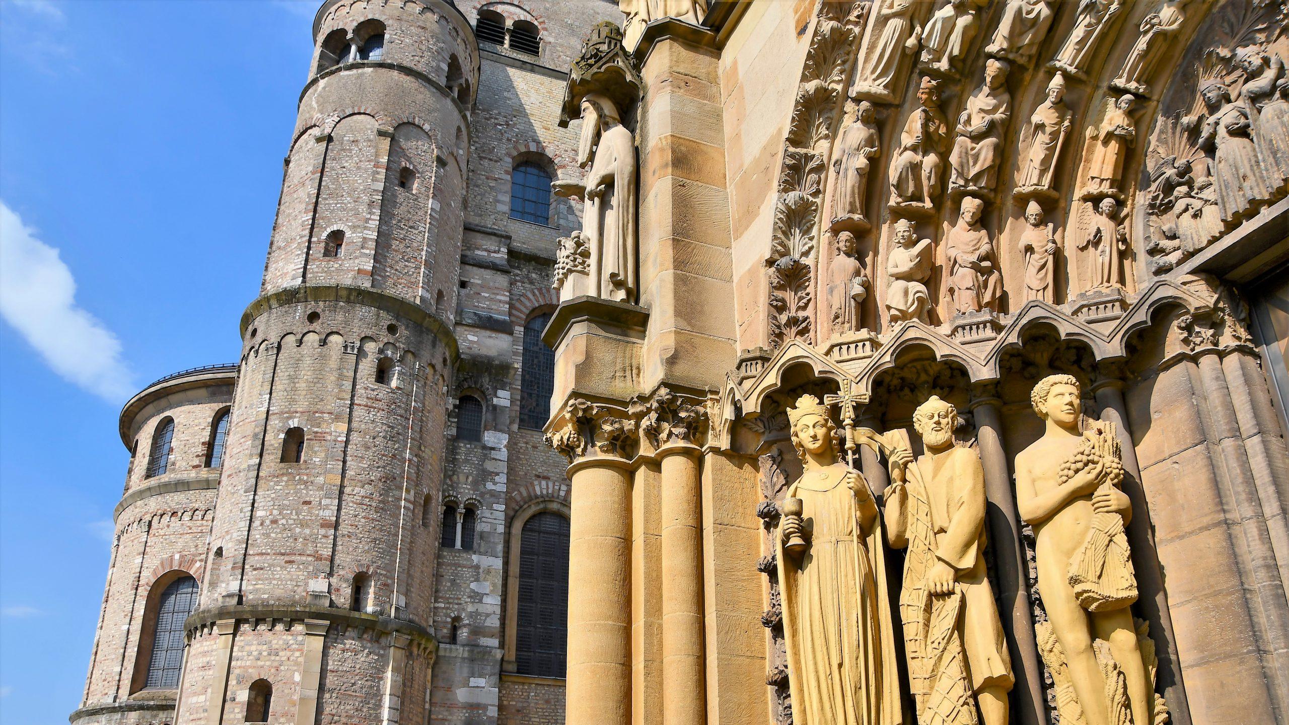 Katedral 1 scaled - Trier: Almanya'nın En Eski Şehrine Yolculuk
