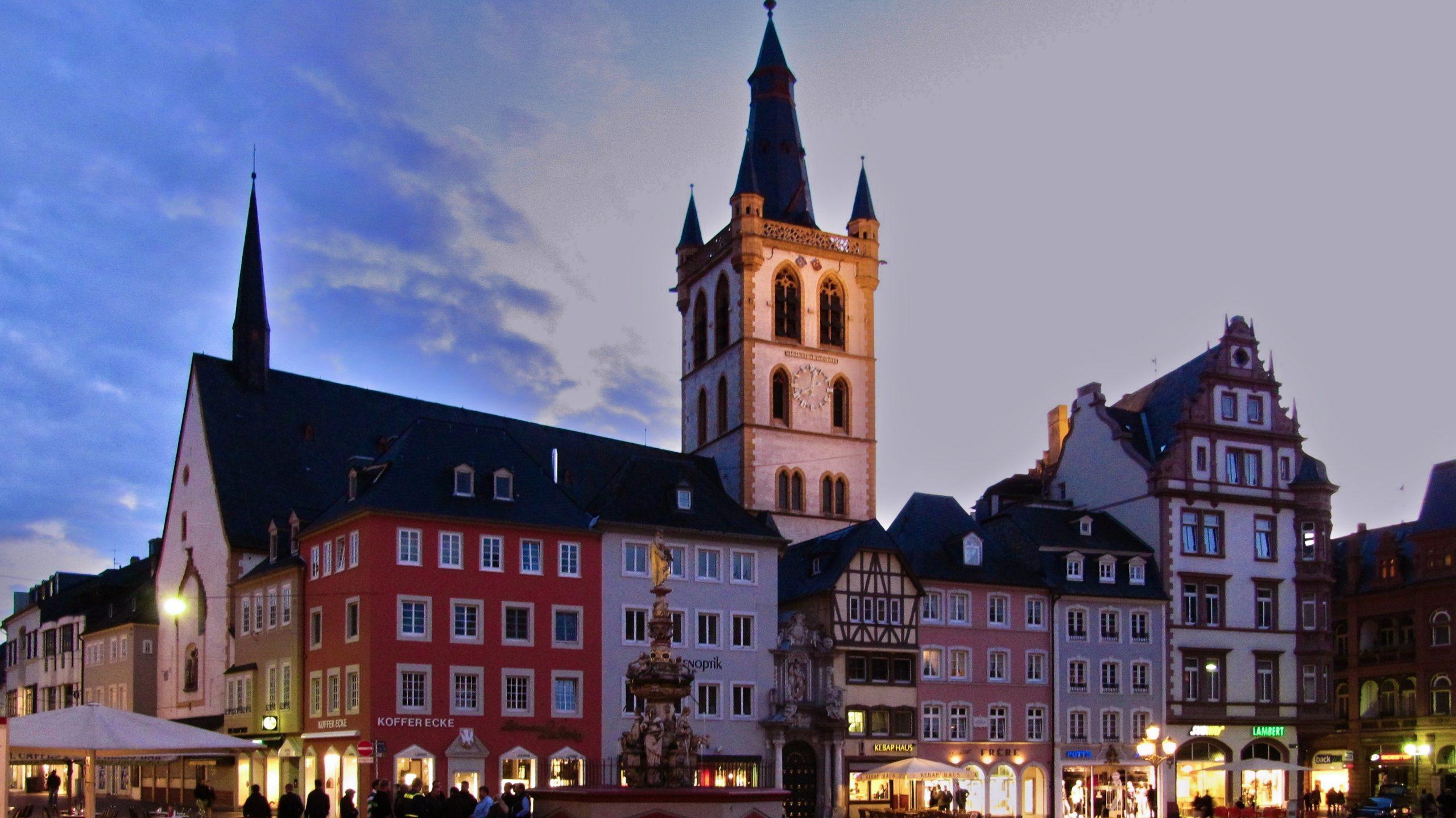 Katedral 2 scaled - Trier: Almanya'nın En Eski Şehrine Yolculuk