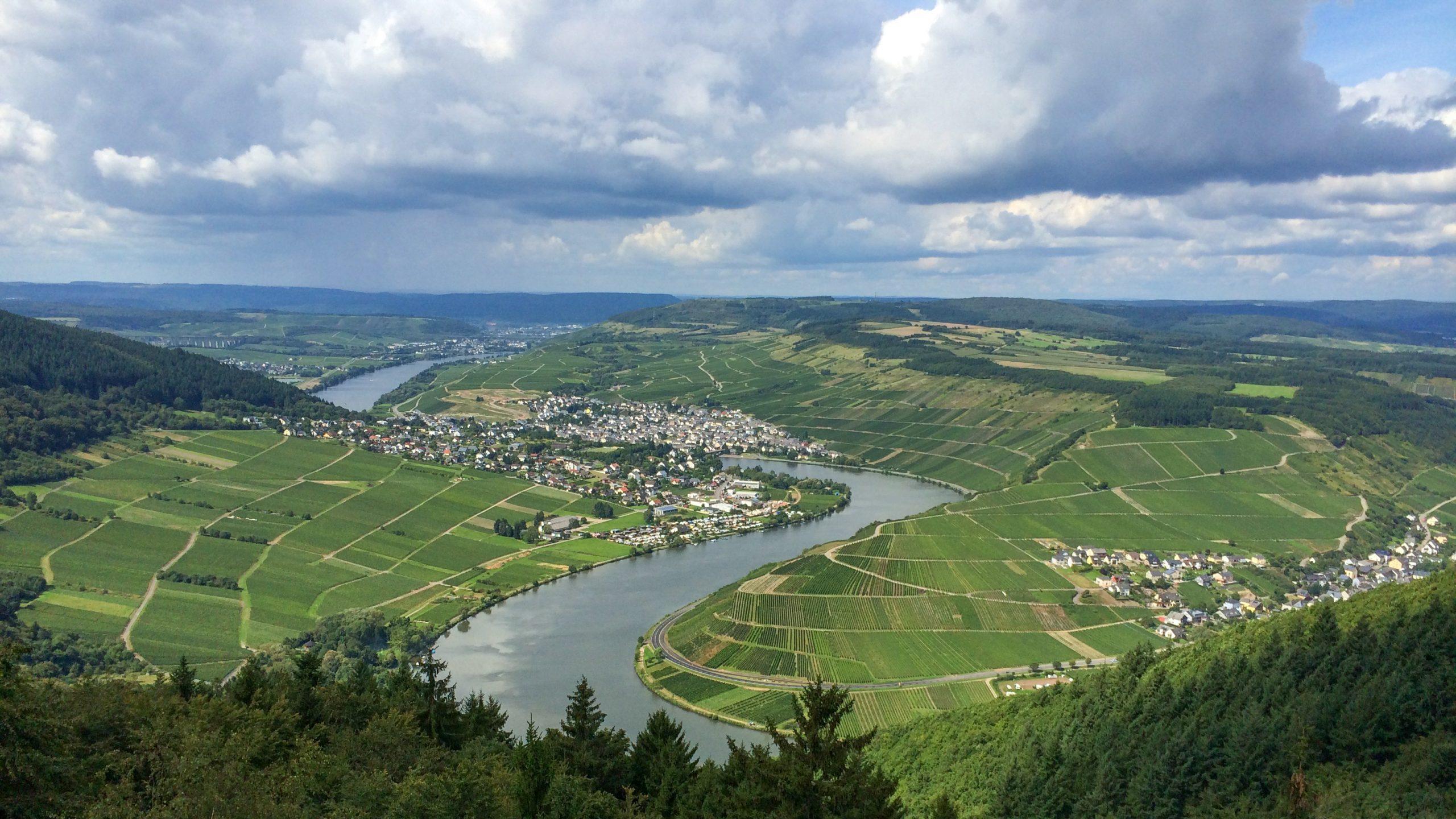 Mosel scaled - Trier: Almanya'nın En Eski Şehrine Yolculuk