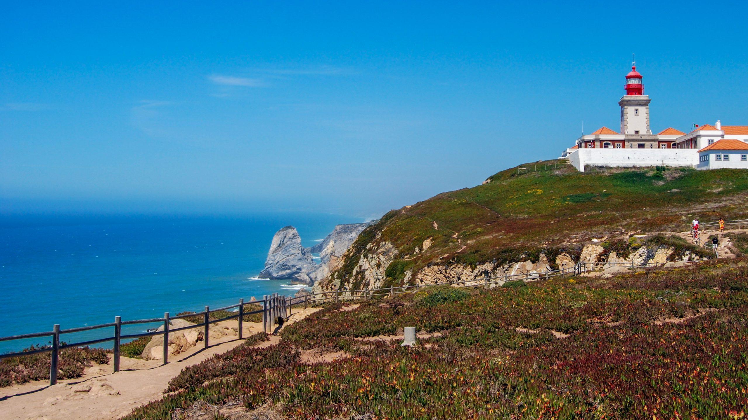 Cabo de Roca scaled - Lizbon: Öğrenci Kafasıyla, Avrupa'nın En Doğusundan En Batısına