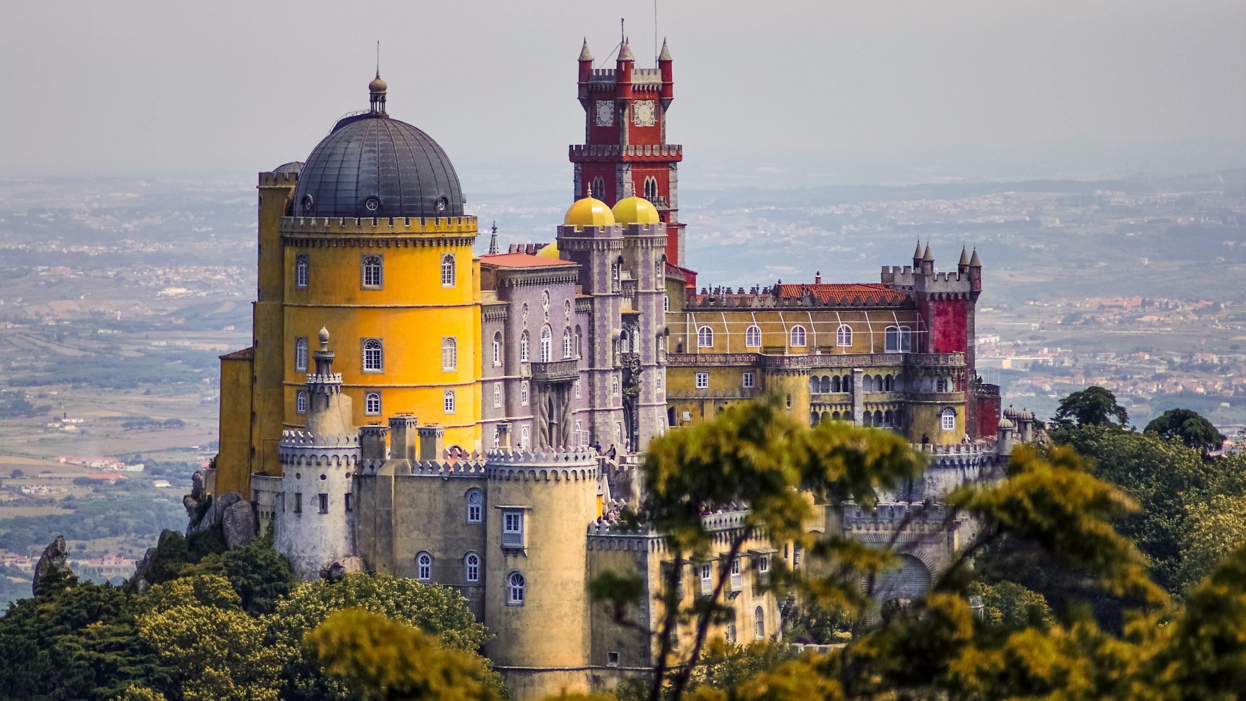 sintra scaled - Lizbon: Öğrenci Kafasıyla, Avrupa'nın En Doğusundan En Batısına