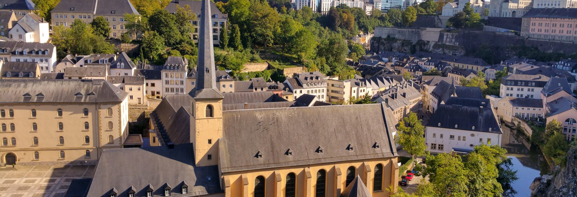 Grund ve Hamilius : Lüksemburg'un Kalbi
