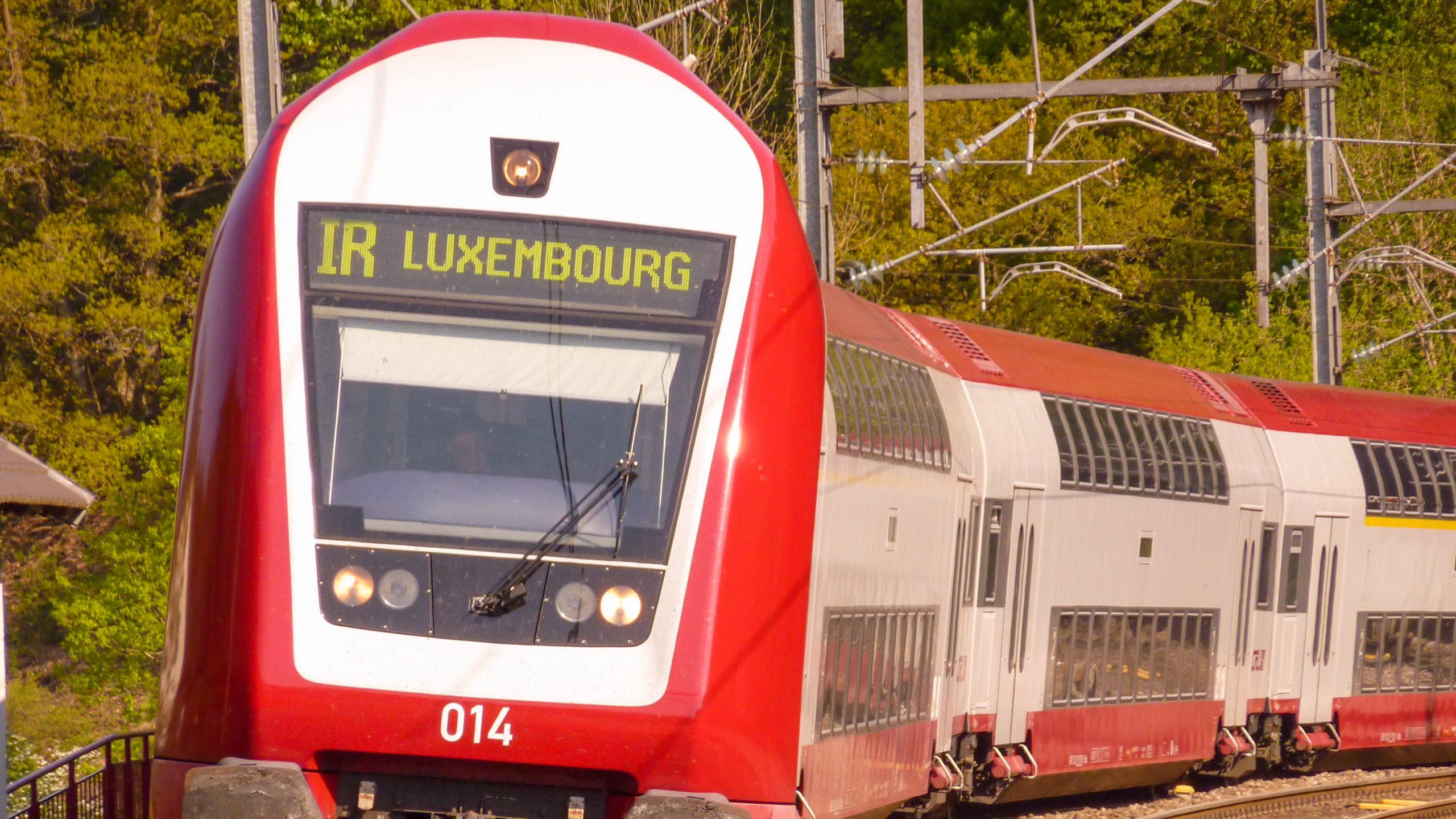 ehir tren scaled - Lüksemburg Kısa Kısa Stajyer ve Beyaz Yakalılara