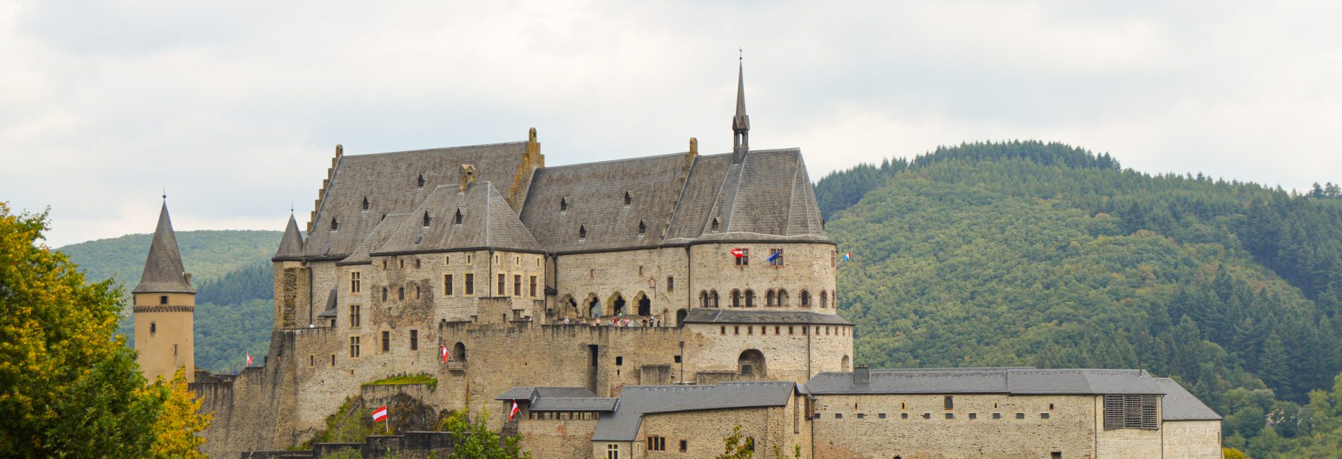 Vianden: Lüksemburg'un Feodal Geçmişine Yolculuk 1