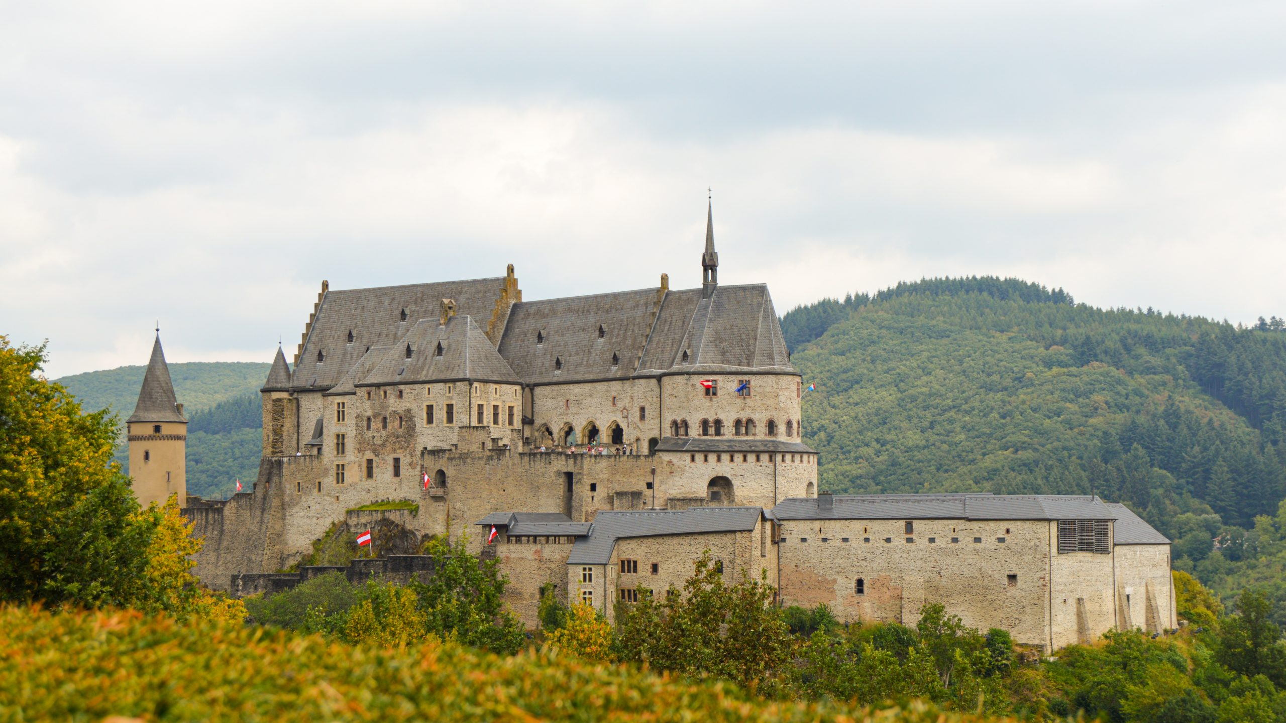 vianden 1 scaled - Vianden: Lüksemburg'un Feodal Geçmişine Yolculuk 1