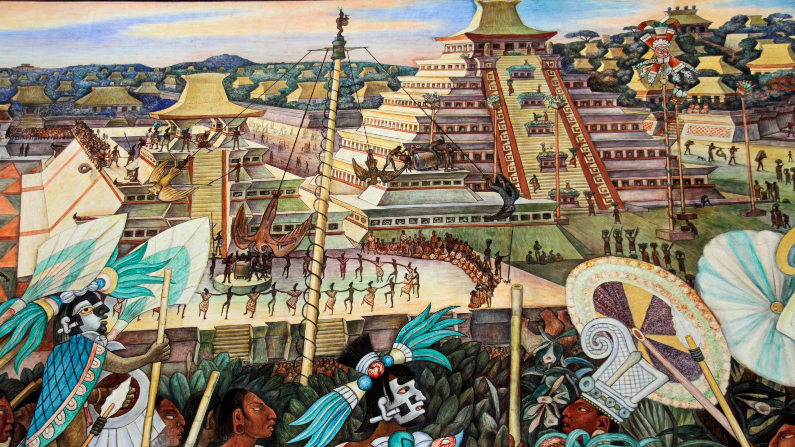 Diego Rivera scaled - Meksiko'yu 10 Mekanla Tanımak